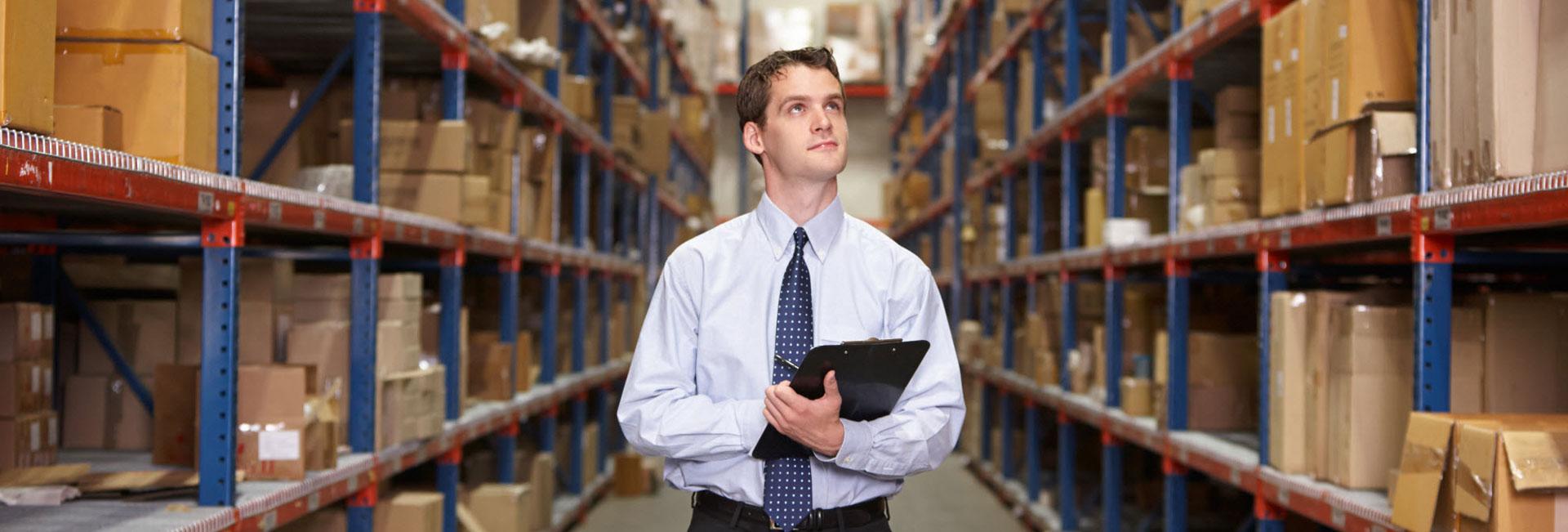 Managed-warehousing